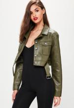 https://www.missguided.co.uk/khaki-faux-leather-super-crop-trucker-jacket-10045659