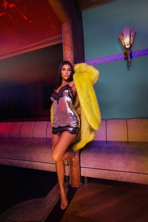 kourtney-kardashian-pretty-little-thing-yellow-coat-z