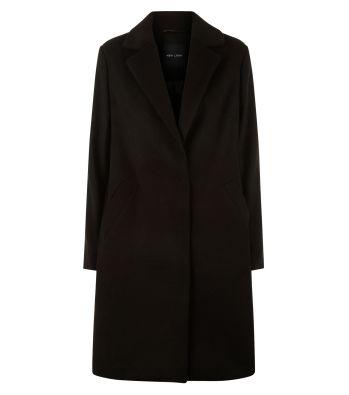 black-longline-collared-coat